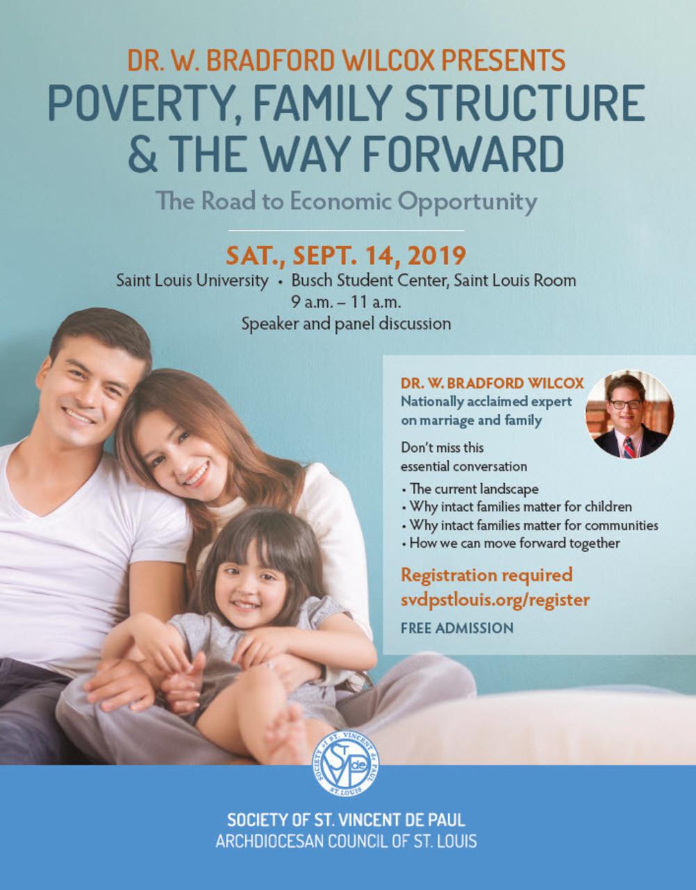 Faith Family And Way Forward Flyer Jpeg