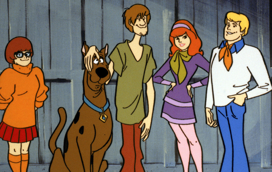 Scooby Doo Where Are You 2000 Alamy Pm5mg72000x1270